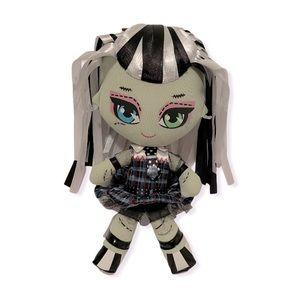 Freaky & Fabulous Frankie Stein Soft Doll